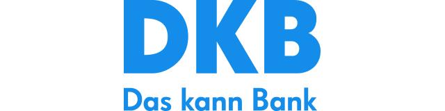 Das Logo von DKB