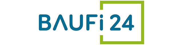 Das Logo von Baufi24