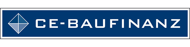 Das Logo von CE-Baufinanz