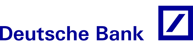 Das Logo von Deutsche Bank