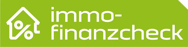 Das Logo von immo-finanzcheck.de