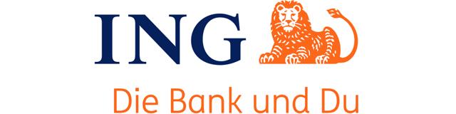Das Logo von ING
