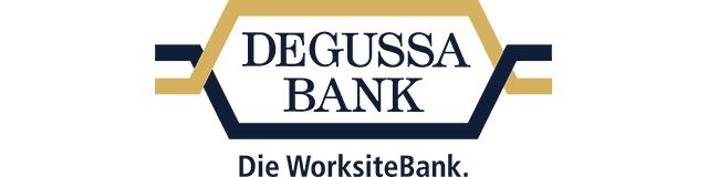 Logo der Degussa Bank