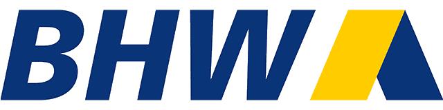 Logo der BHW Bausparkasse