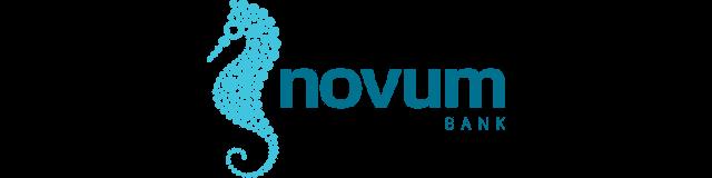 Logo der Novum Bank