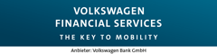 Logo von Volkswagen Bank Ratenkredit